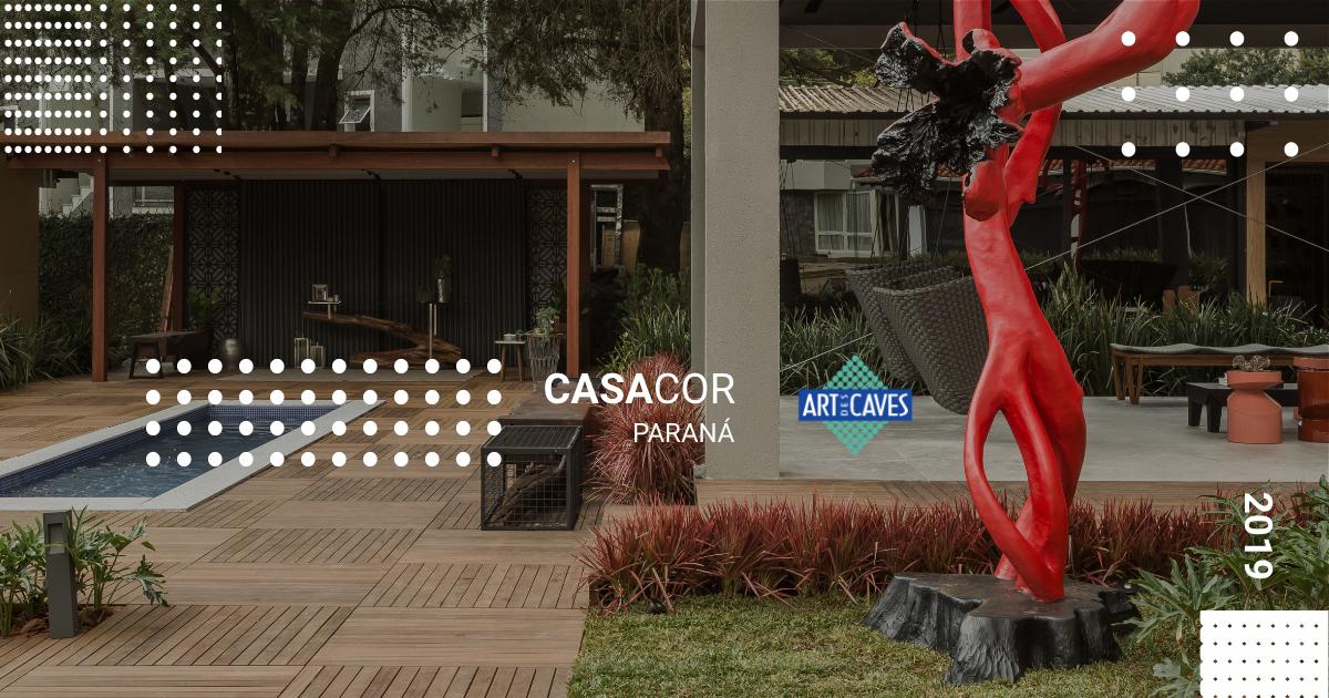 Casa Cor no Paraná