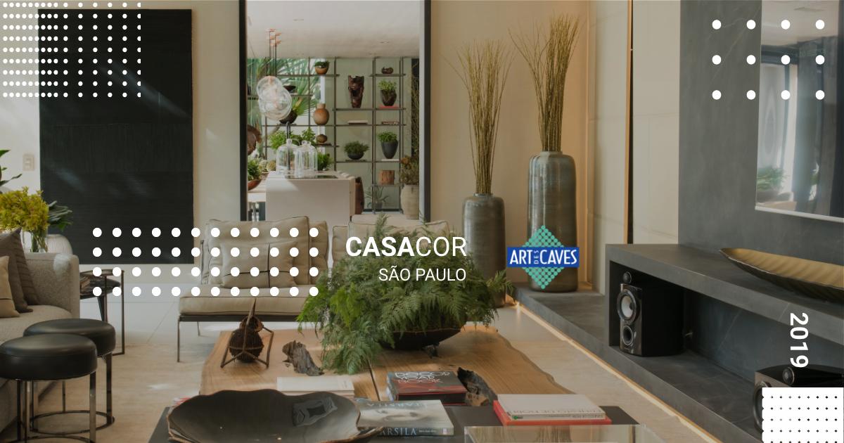 Casa Cor em São Paulo