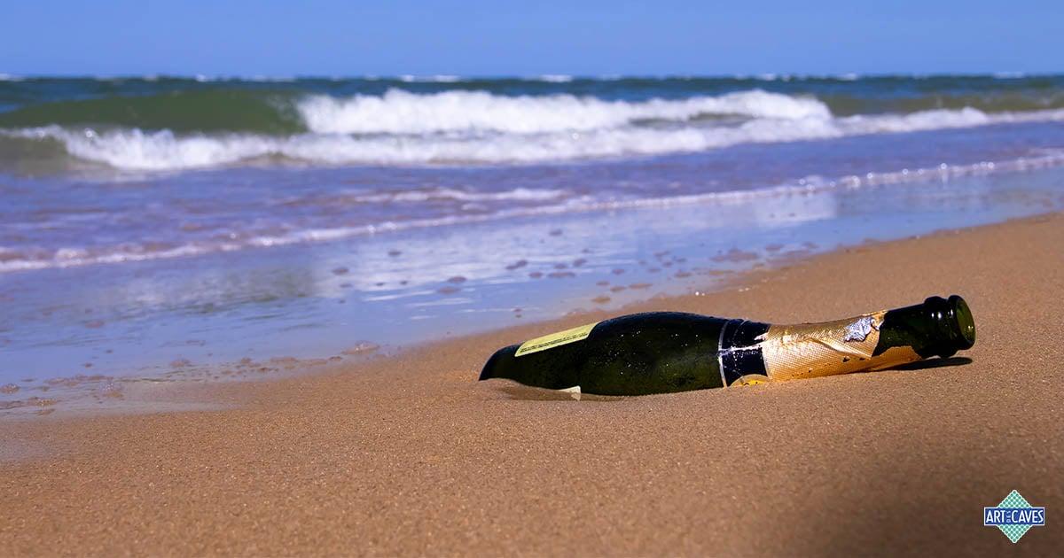 Champagne Náufrago