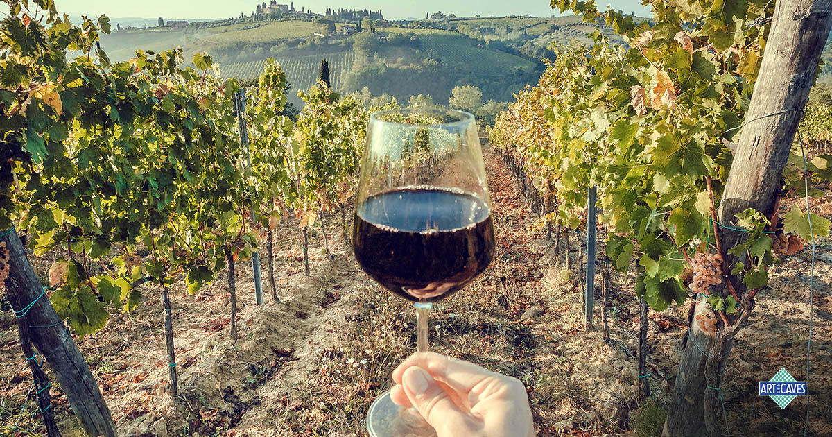 Regiões vinícolas