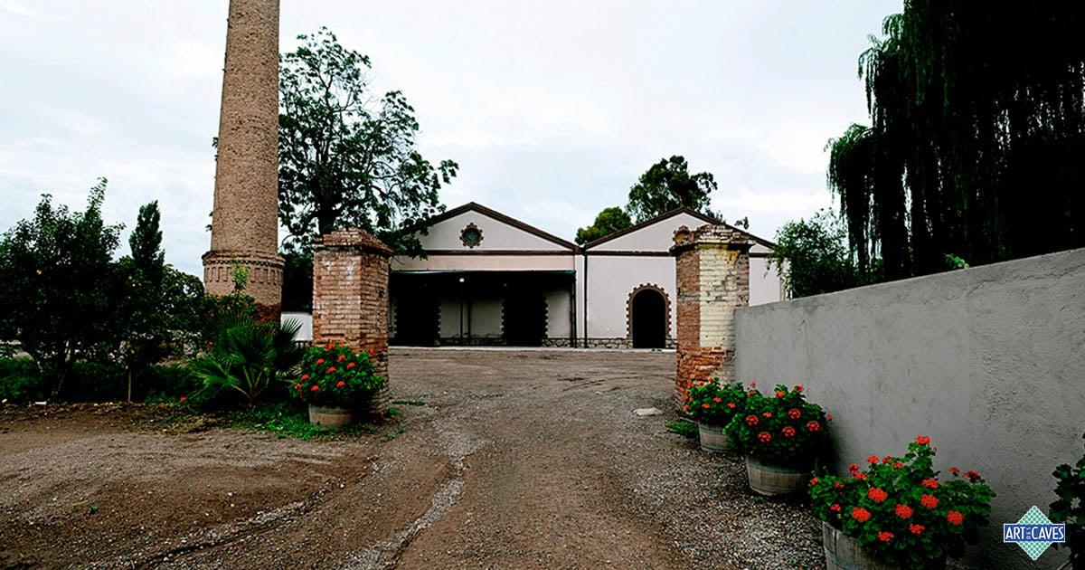 Bodega Lagarde, em Luján de Cuyo