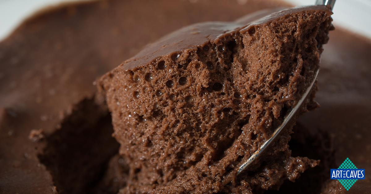 Deliciosa receita de mousse de chocolate com vinho do Porto