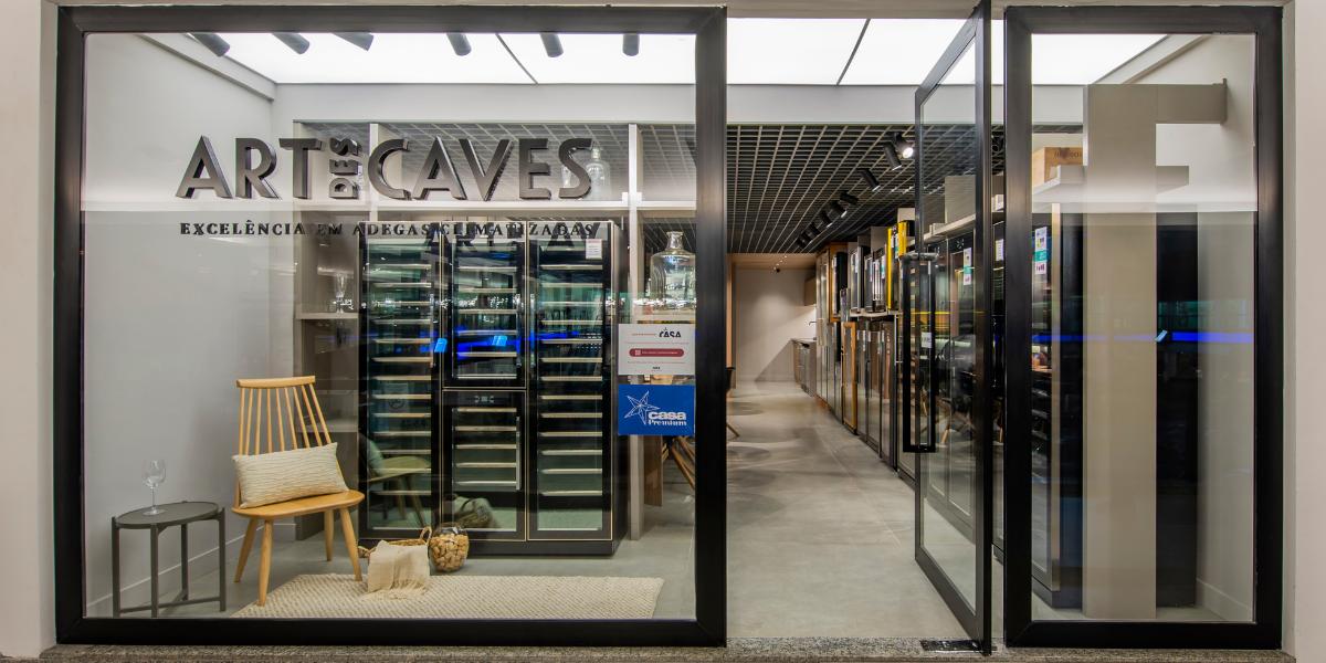 Seja bem-vindo a mais nova experiência Art des Caves.