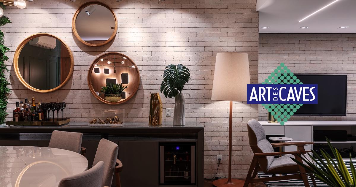 5 inspirações de decoração para ter uma adega em casa