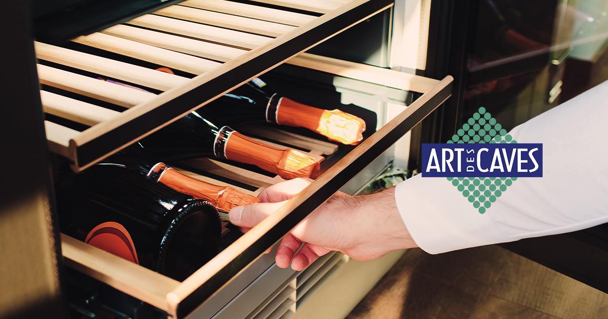 A melhor maneira de armazenar vinhos no seu restaurante