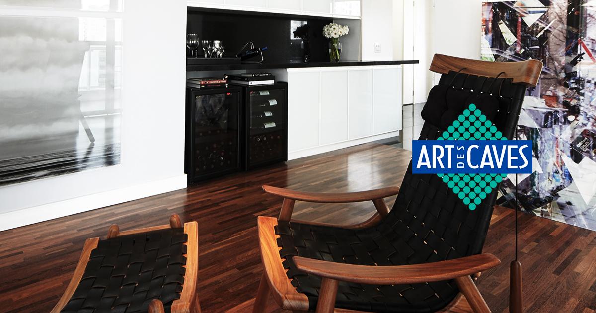 3 dicas de decoração com adega para apartamentos pequenos