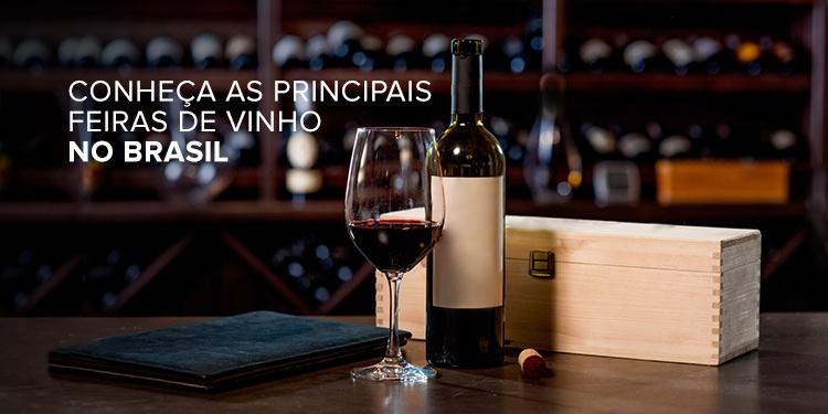 Conheça as principais feiras de vinho do Brasil