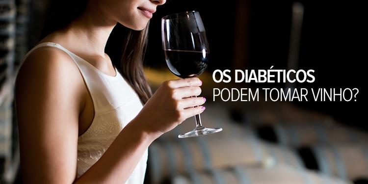 Saiba se os diabéticos podem ou não tomar vinho