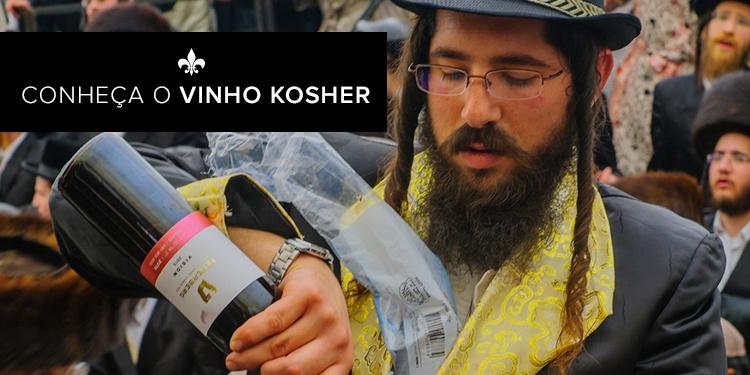 Conheça o vinho Kosher